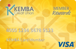 KEMBA Member Rewards- Flagship Visa Credit Card