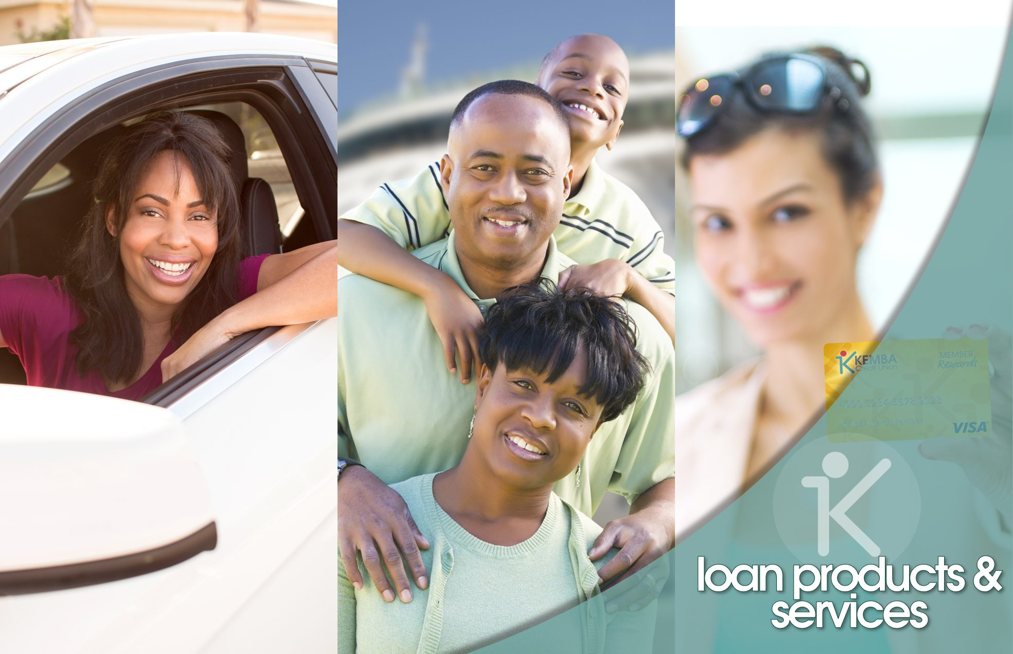 KEMBA credit union loan products and services