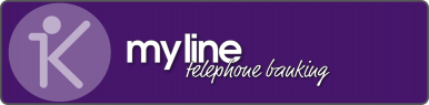 my line telephone banking